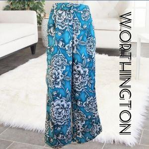 NWT Worthington Wide Leg pants
